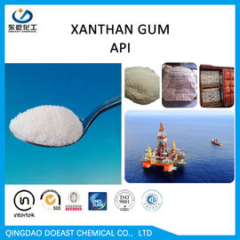 Oil Drilling Grade Xanthan Gum White / Yellowish Powder C35h49o29