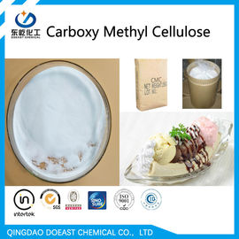 High Viscosity Sodium Carboxylmethyl Cellulose CMC Powder For Ice Cream Produce