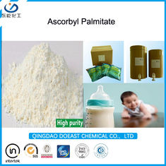 Food Ingredient Ascorbyl Palmitate Powder 95-99% Purity With Antioxidant Function