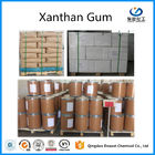 Cream White Xanthan Gum High Purity Corn Starch Material Industry Application