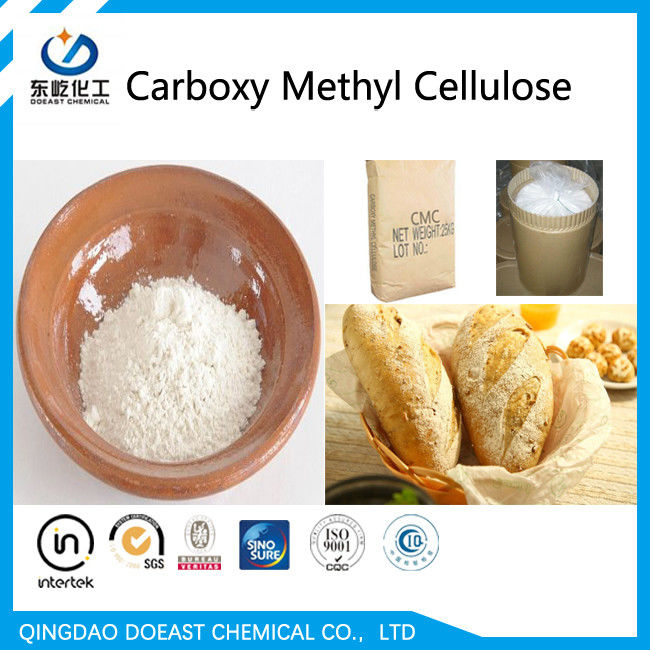 Sodium Carboxymethylcellulose CMC Food Grade Additive Beverage CMC Thickener