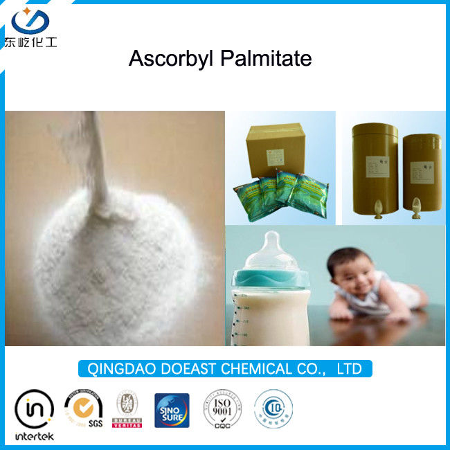 95-99% Purity Ascorbyl Palmitate Powder Food Ingredient 137-66-6