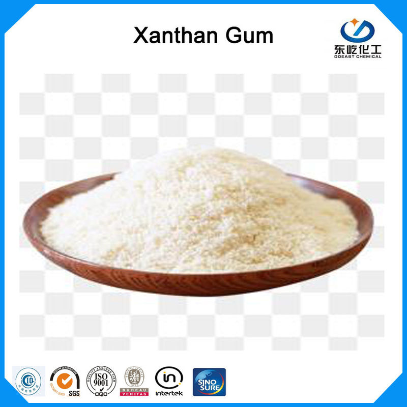 CAS 11138-66-2 80 Mesh Xanthan Gum Powder Thickener Thermal Stability