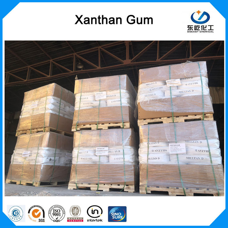 99% Purity Xanthan Gum Food Grade EINECS 234-394-2 Normal Storage Method