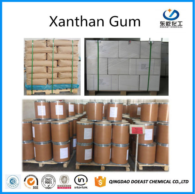 Food Ingredient XC Polymer High Purity 80 Mesh With CAS 11138-66-2