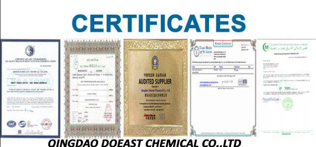EINECS 234-394-2 Organic Xanthan Gum Food Additive Powder Halal Certificated